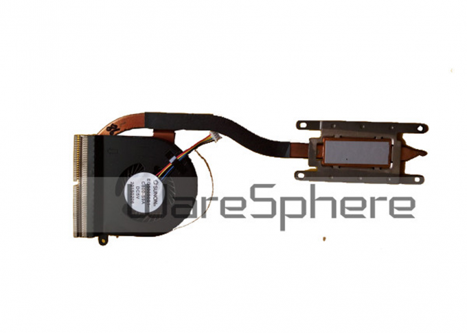 0.55KG Dell Latitude E5270 Laptop Internal Fan And Heatsink Replacement 6K37N 06K37N
