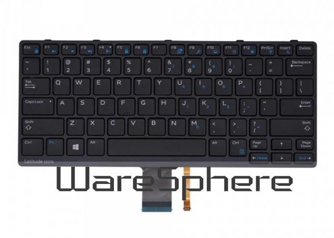 XCD5M 0XCD5M Laptop Internal Keyboard With Backlight , Latitude E7270 Keyboard