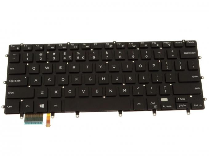 Dell Laptop Light Up Keyboard , Dell XPS 15 9550 Keyboard WDHC2 0WDHC2 9Z.NCALN.201