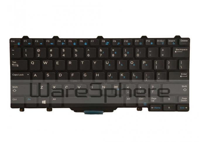 3P2DR 03P2DR US Backlit Laptop Internal Keyboard Dell Latitude E7250 E5250 Assembly