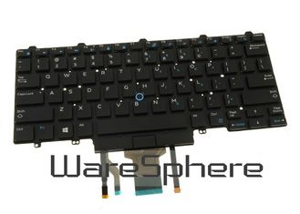 China Dell Latitude Backlit Keyboard D19TR PK1313D4B00 supplier
