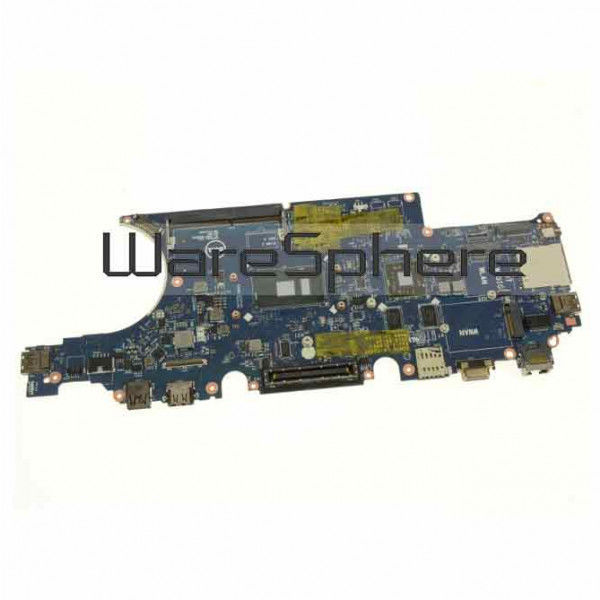 Intel I7-6600U 2.6GHz NR58R 0NR58R Laptop System Board For Dell Latitude E5470 LA - C632P