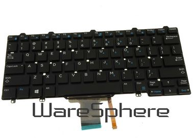 China 0XCD5M XCD5M Laptop Backlit Keyboard , Dell Latitude E7250 Laptop Light Up Keyboard factory